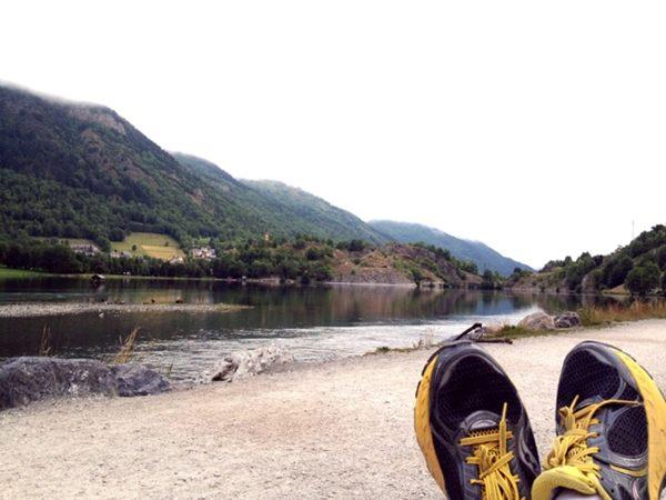 Pyreneeën 2012, Lac de Loudenville