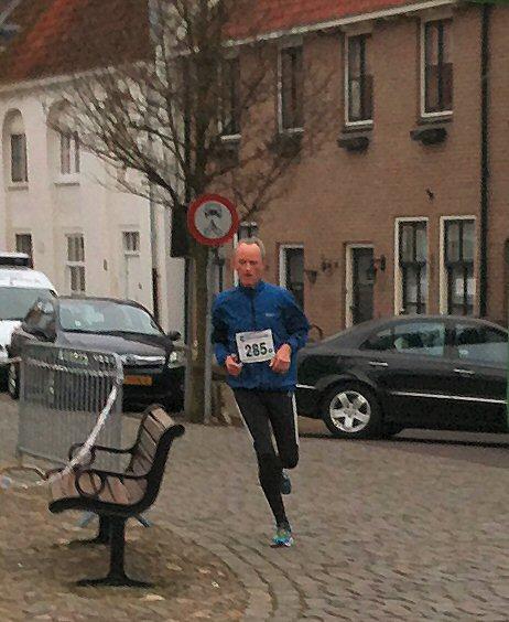 finish halve van Harderwijk